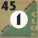 Billy Childish Singles Club - BLACK VINYL + DIGITAL SUBSCRIPTION