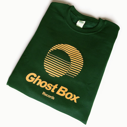 Ghost Box Sweatshirt - Green