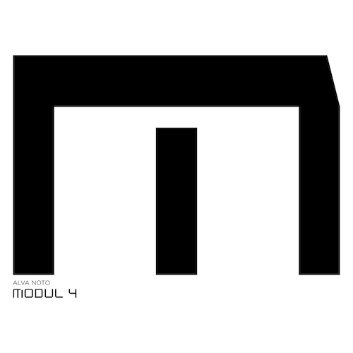 Alva Noto - Modul 4