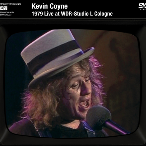 Kevin Coyne - 1979 Live at WDR-Studio L Cologne