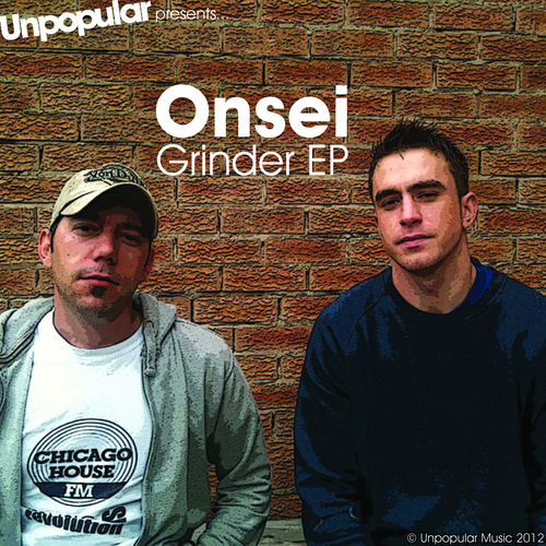 Onsei - Grinder EP
