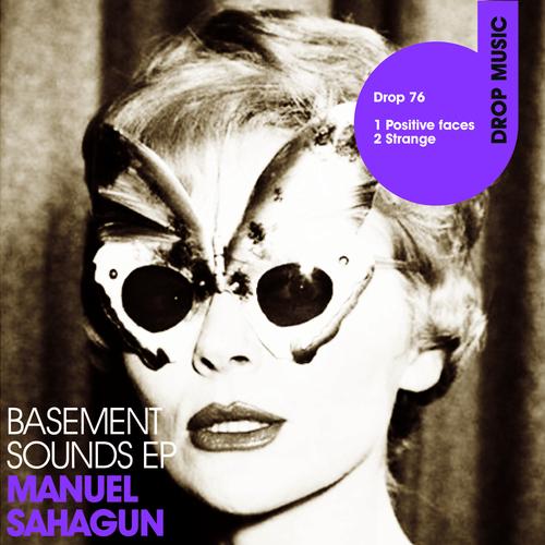 Manuel Sahagun - Basement Sounds EP