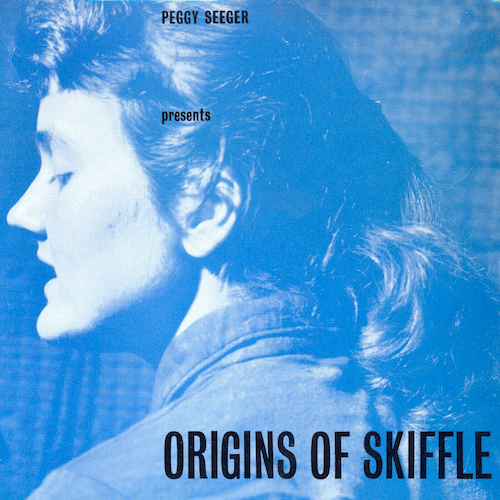 Peggy Seeger, Isla Cameron & Guy Carawan - Peggy Seeger Presents Origins of Skiffle