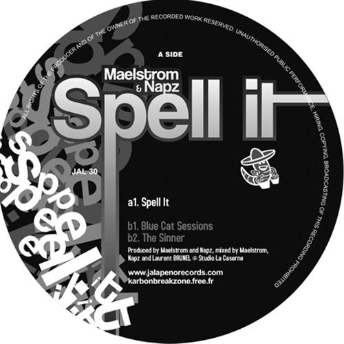 Maelstrom & Napz - Spell It EP