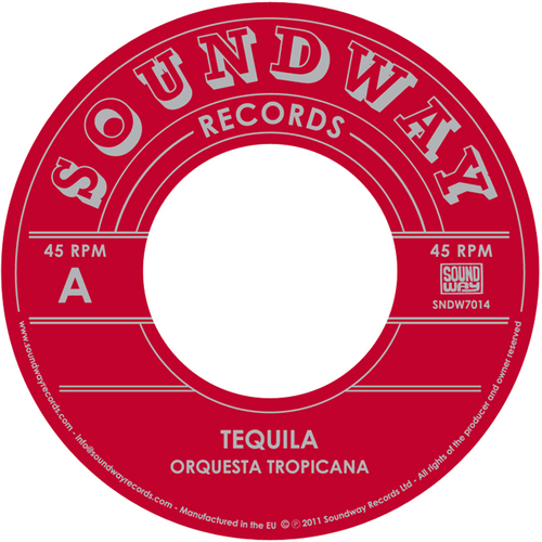 Various Artists - Tequila