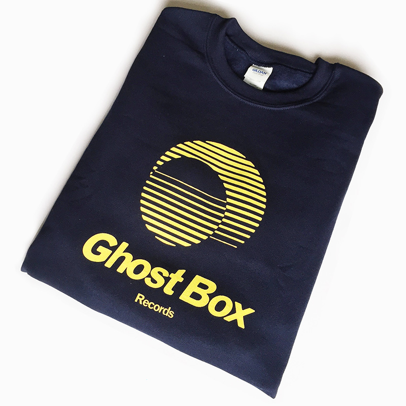 Ghost Box Sweatshirt - Navy