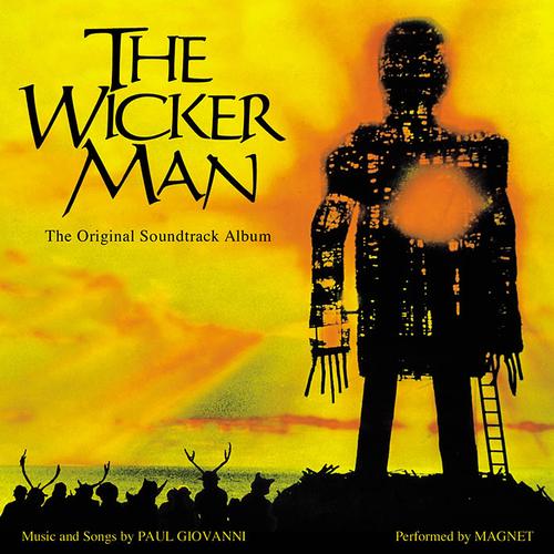 Magnet - The Wicker Man