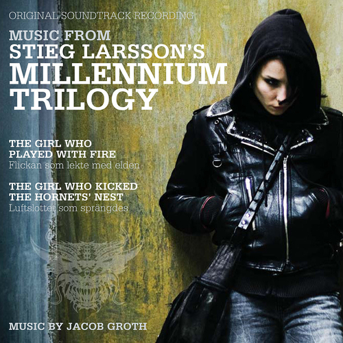 Jacob Groth - Stieg Larsson's Millennium Trilogy