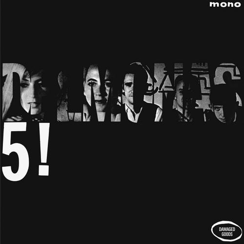 The Delmonas - Delmonas5!