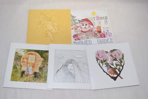 Assorted Greetings Cards