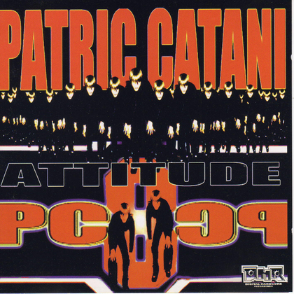 Patric C - Attitude PC8 cover