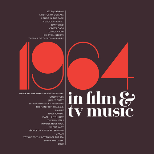 Various Artists - 1964 In Film & TV Music