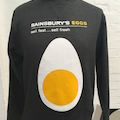 Sainsbury's Egg Sweatshirt