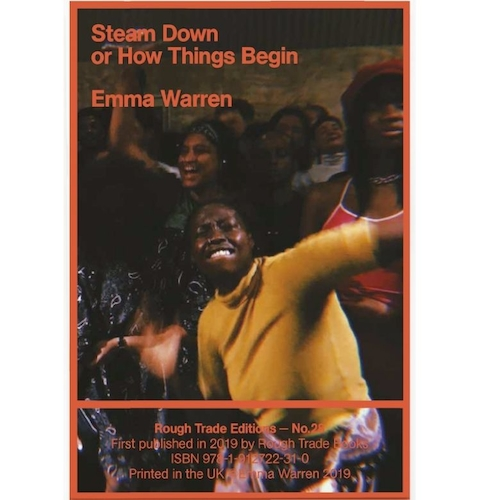 Steam Down or How Things Begin by Emma Warren