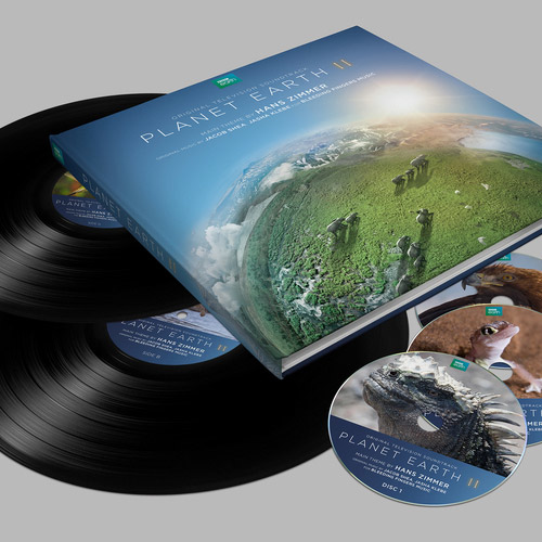 Limited Edition Planet Earth II Vinyl