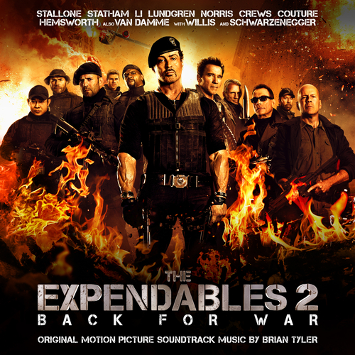 Brian Tyler - The Expendables 2