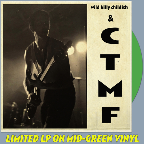 CTMF - SQ1 LP (Mid green vinyl)