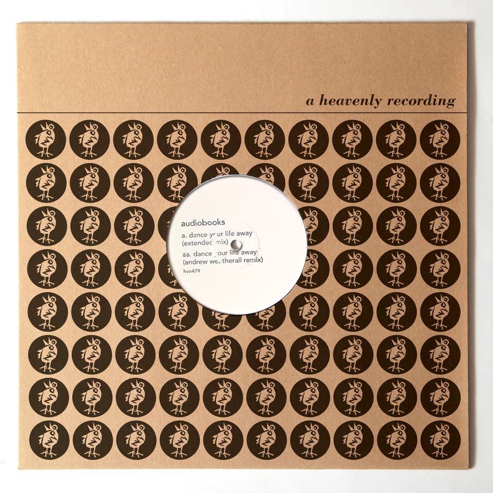 HVN 479 - audiobooks Dance Your Life Away (Andrew Weatherall Remix / David Wrench Extended Mix)