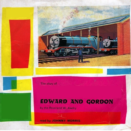 Johnny Morris - Edward and Gordon - Read By Johnny Morris (Remastered)