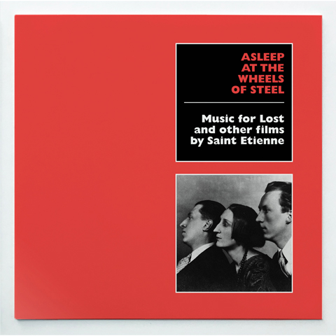 Asleep At The Wheels Of Steel Vinyl LP