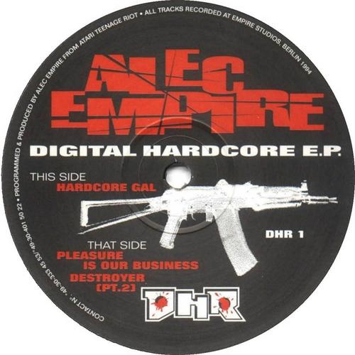 Alec Empire - Digital Hardcore
