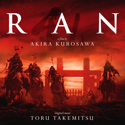 Toru Takemitsu - Ran (Original Motion Picture Soundtrack)
