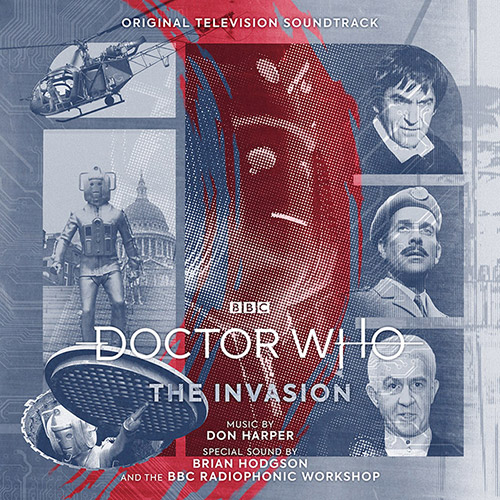 Don Harper - Doctor Who - The Invasion (Original Television Soundtrack)