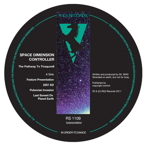 Space Dimension Controller - The Pathway to Tiraquon6