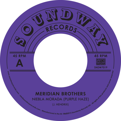 Meridian Brothers - Niebla Morada (Purple Haze)