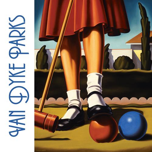 Van Dyke Parks - I'm History / Charm School