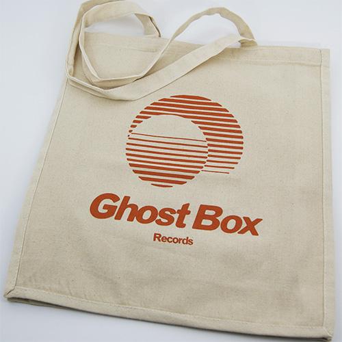 Ghost Box Records Tote Bag Ghost Box