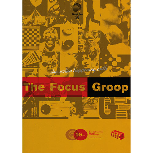 The Focus Group - A2 Poster: Stop-Motion Happening