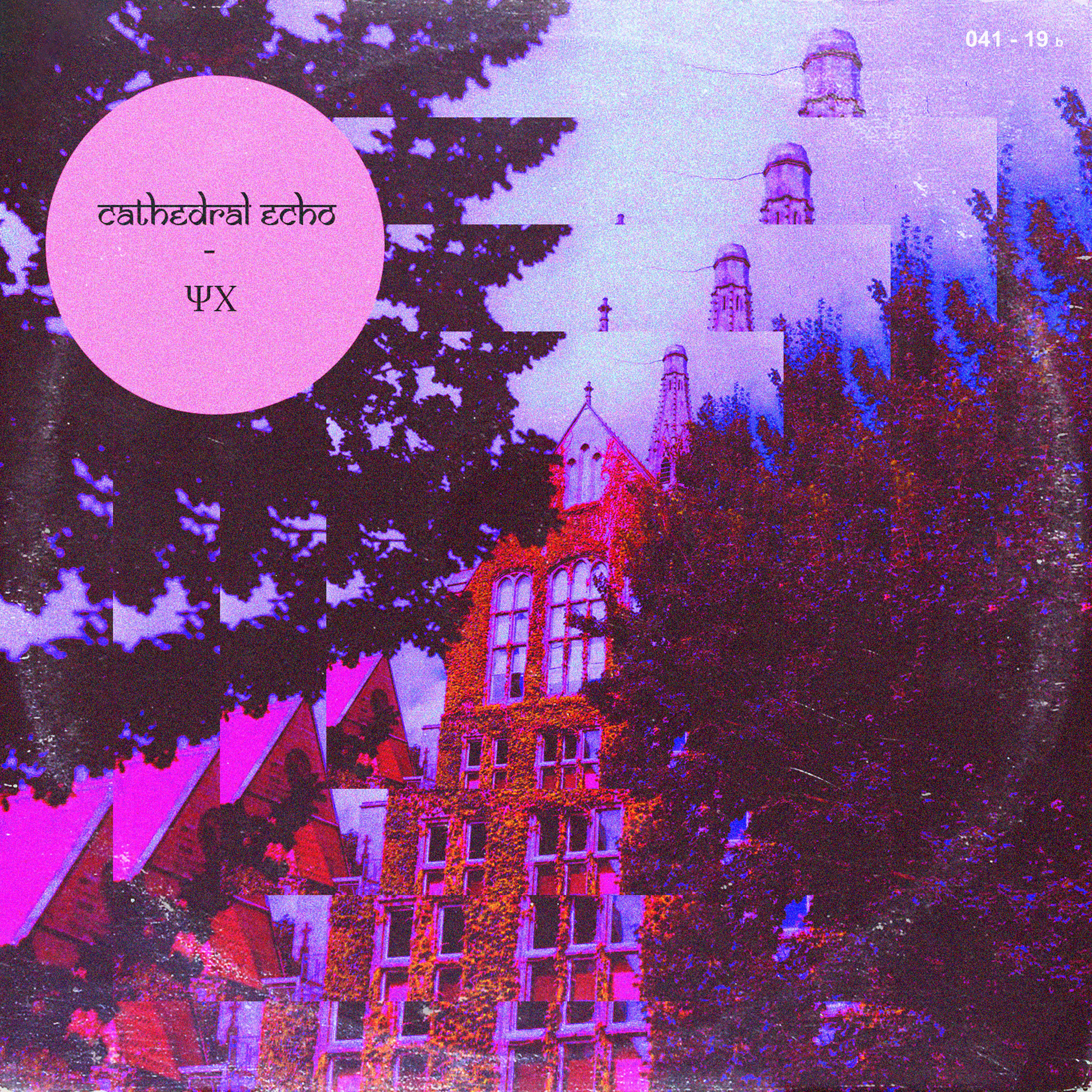 CATHEDRAL ECHO - ΨΧ