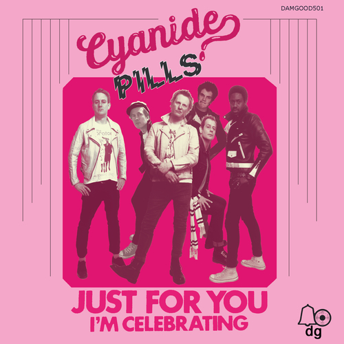 Cyanide Pills - Just For You  -  Black Vinyl