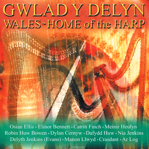 Amrywiol / Various Artists - Gwlad Y Delyn / Wales - Home Of The Harp