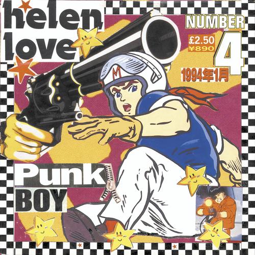 Helen Love - Punk Boy