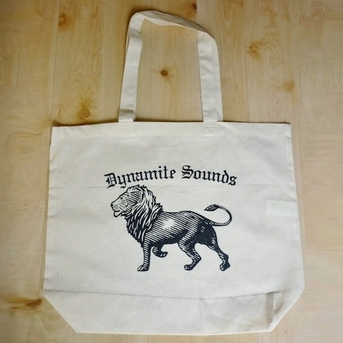Dynamite Sounds Tote Bag (Round)