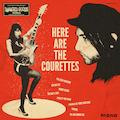 Here Are The Courettes (CREAM VINYL LP)