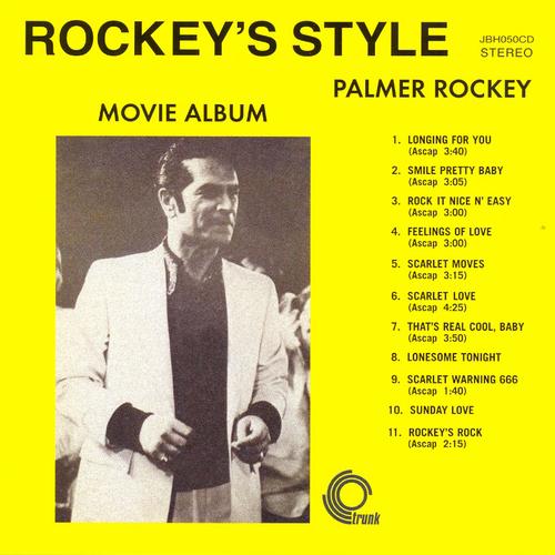 Palmer Rockey - Rockey's Style Movie Album