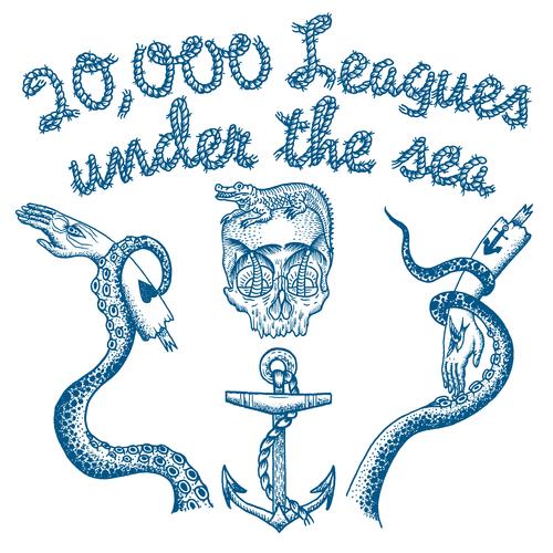 Jonny Trunk - 20,000 Leagues Under the Sea