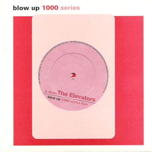The Elevators - Shave