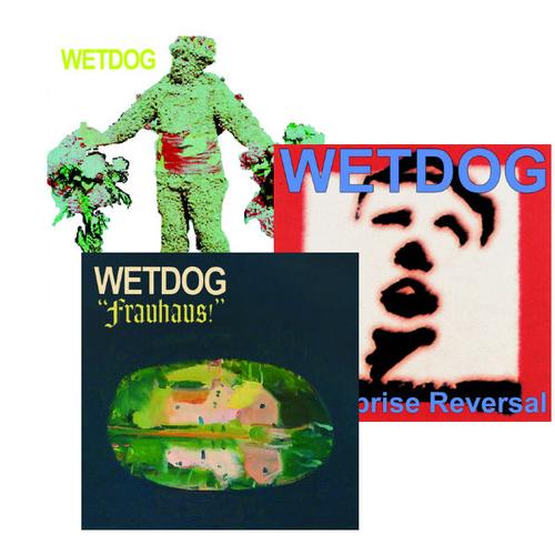 Wetdog - Wetdog Album Bundle