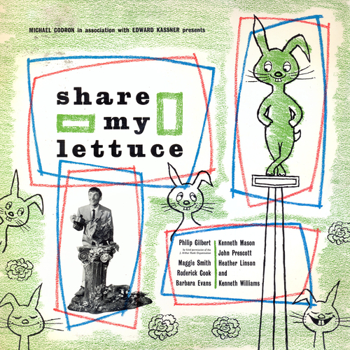 Various Artists - Share My Lettuce