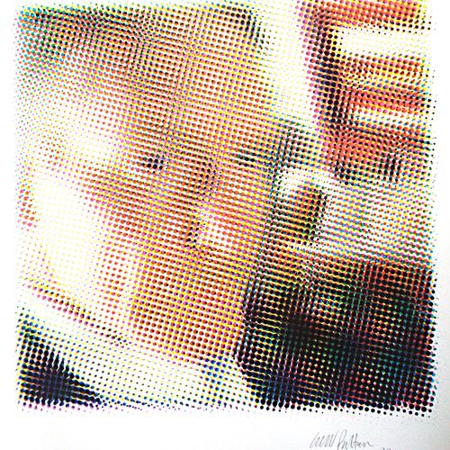 Cud, Carl Puttnam - Rome print