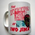 Mug - 'Werewolf of Iwo Jima' – special tribute design by Billy Houlston and Stella Keen