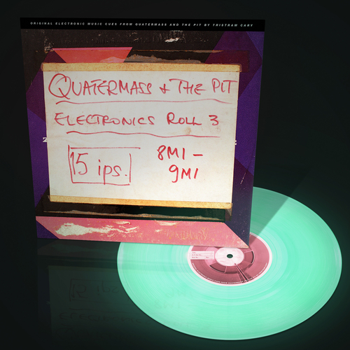 "Quatermass and the Pit (Electronic Cues 10"")"