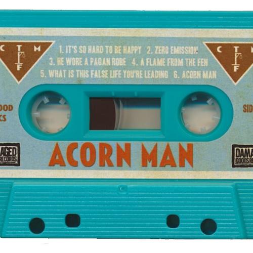 Billy Childish, CTMF - CTMF - Acorn Man Cassette (Turquoise)