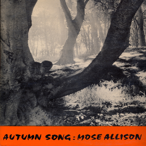 Mose Allison Trio - Autumn Song