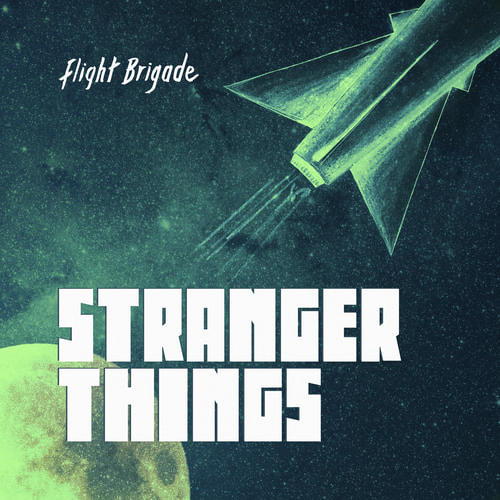 Flight Brigade - Stranger Things