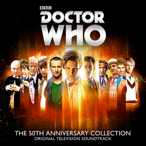 Various Artists - Doctor Who – The 50th Anniversary Collection